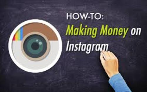 Product picture Make easy money with instagram
